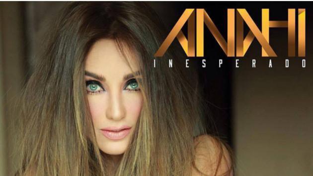 Ex 'RBD' Anahí lanzó su nuevo disco 'Inesperado'