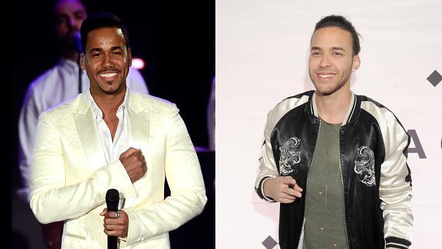¿Existe rivalidad entre Romeo Santos y Prince Royce? ¡Entérate!