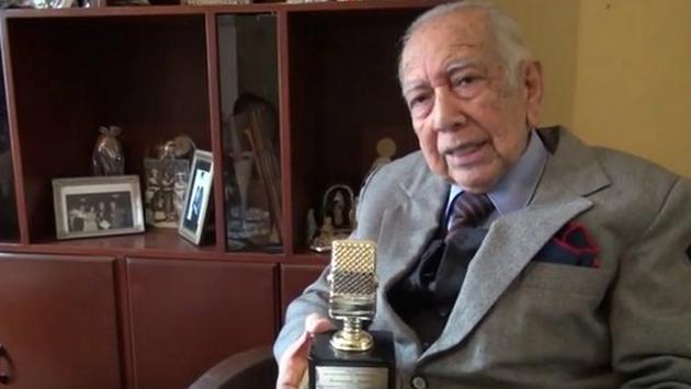 Fernando Farrés, 'Don Simeón' de 'Mil oficios', falleció esta mañana