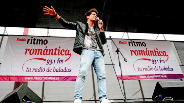 ¡'Festival de Baladas' emocionó a románticos!