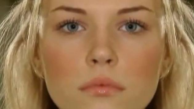 Florence Colgate es la mujer más hermosa del mundo, según la ciencia