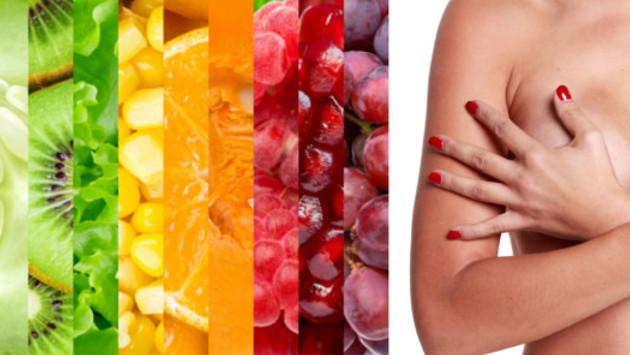 Frutas para prevenir el cáncer de mama