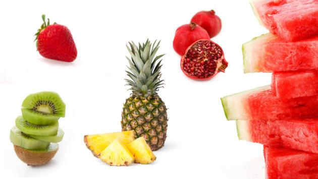 Frutas que pelaste mal toda tu vida