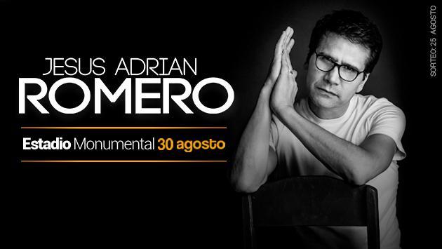 ¡Ellos ganaron entradas dobles para el concierto de Jesús Adrián Romero en Lima!