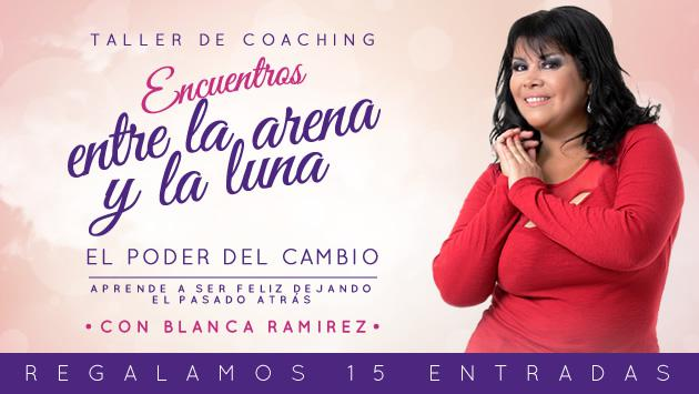 """Ganadores del Taller  """"Encuentros entre la Arena y La Luna de Blanca Ramírez"""""""