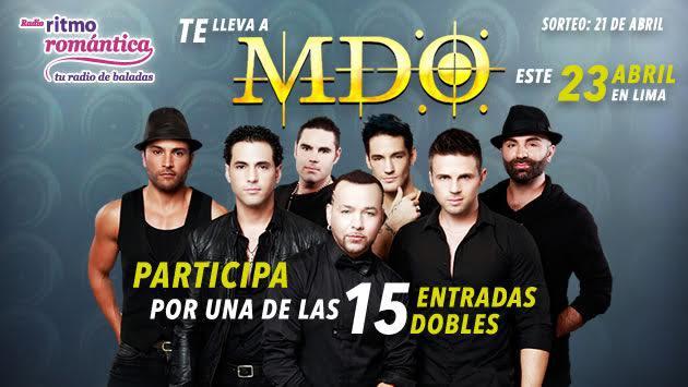 Ganadores de entradas para MDO en Lima