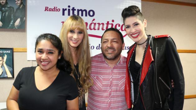 ¡Ha*Ash, Axel y Paty Cantú cautivaron, en vivo, a fanáticos en Ritmo Romántica!
