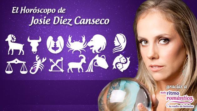 Horóscopo de hoy de Josie Diez Canseco: 16 de octubre del 2016