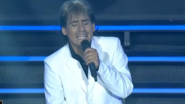 Imitador de Cristian Castro no logró convencer al jurado en presentación en vivo en 'Yo soy'