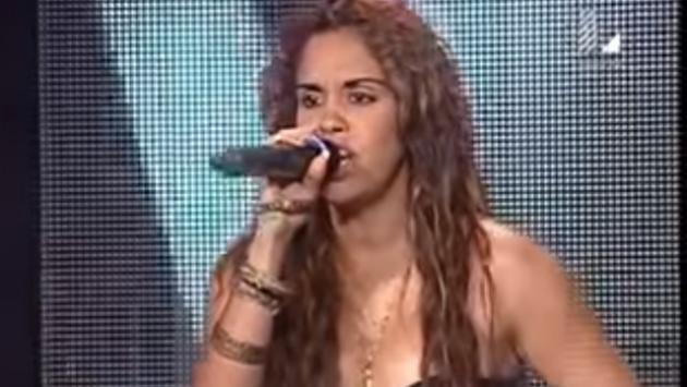 Imitadora de Shakira cautivó con su sensualidad y belleza en 'Yo Soy'