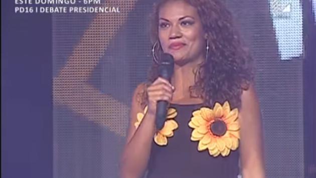 ¡Imitadora de Thalía dejó boca abierta al jurado!