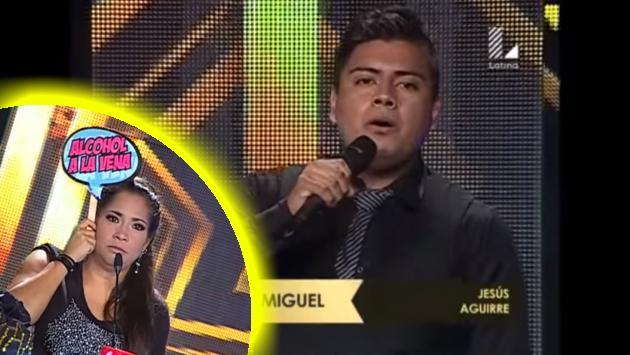 En 'Yo soy', no lo tomaron en serio hasta que imitó a Luis Miguel y sorprendió [VIDEO]