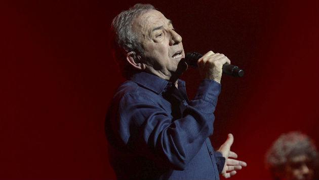 José Luis Perales se presentará en concierto en Lima