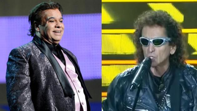 Alex Lora recordó a Juan Gabriel con cover de 'Amor eterno' en gala de 'Yo Soy' [VIDEO]