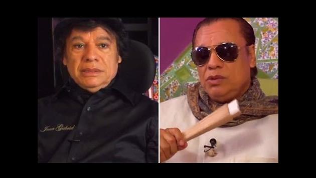 Juan Gabriel en una entrevista única con Juan Gabriel [VIDEO]