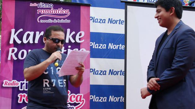 Revive el Karaoke Romántico por 'San Valentín' en Plaza Norte