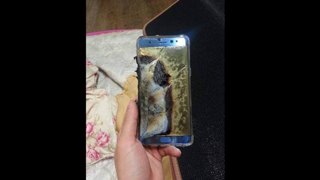 Este smartphone tuvo que ser retirado del mercado por tener esta terrible falla