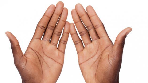 La forma de tu mano refleja tu personalidad