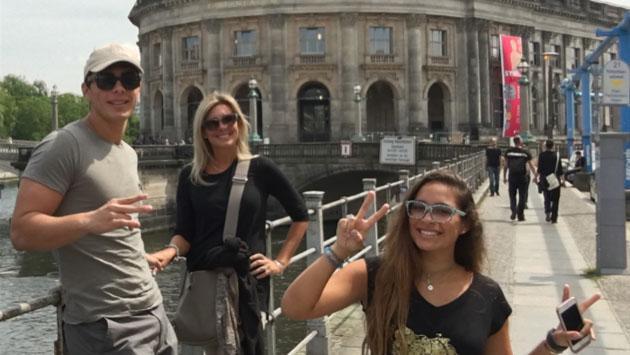 La gran vida de Chayanne junto a su familia en Europa [FOTOS]