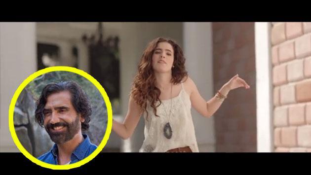 La hija de Alejandro Fernández, Camila, debutó como cantante con este videoclip