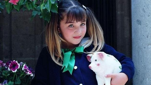 La protagonista de 'Luz Clarita' luce así 20 años después de la novela [FOTOS]