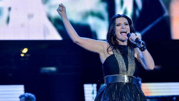 Laura Pausini llega a Lima, gracias a Ritmo Romántica
