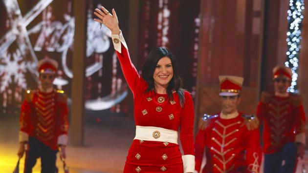 Laura Pausini cumplió uno de sus máximos sueños