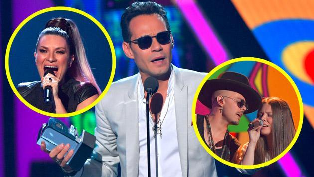 Laura Pausini, Jesse & Joy y más rendirán homenaje a Marc Anthony en los Latin Grammy
