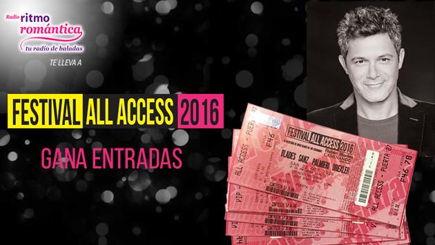 Llámanos y gana entradas para el concierto de Alejandro Sanz en Lima