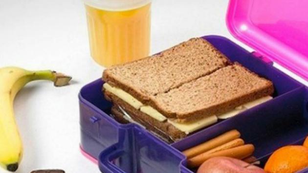Mira qué peligro para la salud se esconde en la lonchera de los niños