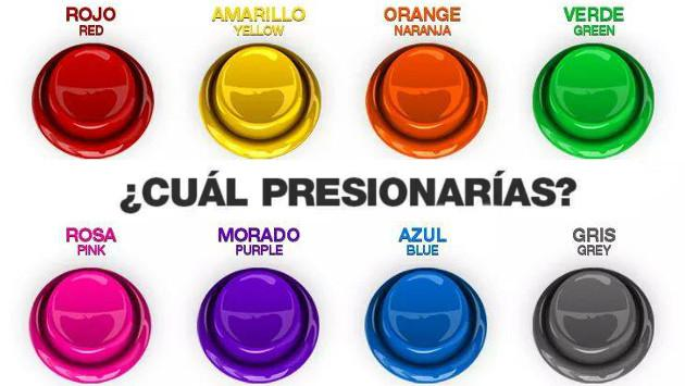 Los colores de tu personalidad