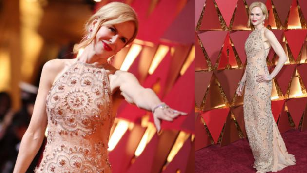 Los mejores vestidos de los Premios Oscar 2017
