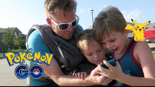 Esta es la razón por la que los niños no deberían jugar 'Pokémon GO'