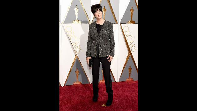 Los peores vestidos de los Oscars 2016
