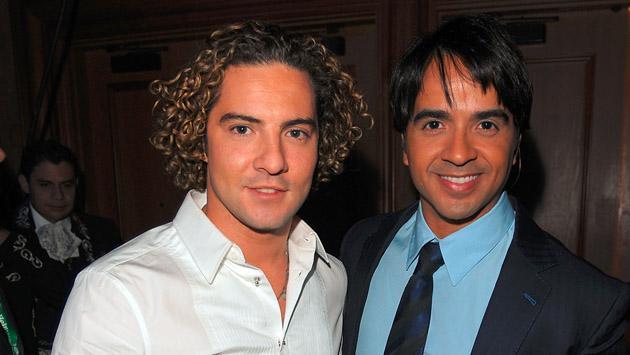 Luis Fonsi celebró la llegada de su segundo hijo y David Bisbal lo felicitó así