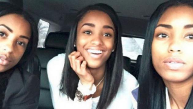 Madre e hijas gemelas alborotan las redes sociales debido a su gran parecido