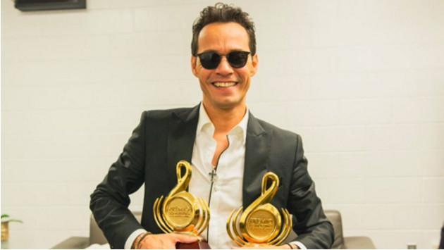 Marc Anthony recordó al Perú en 'Premio lo nuestro'