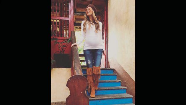 Marjorie de Sousa de 'Gata Salvaje' está embarazada y no la pasa tan bien por esta razón [FOTOS]
