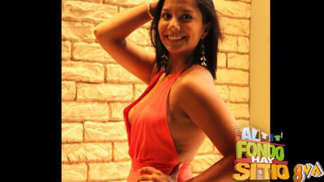 Mayra Couto reapareció luciendo infartante escote