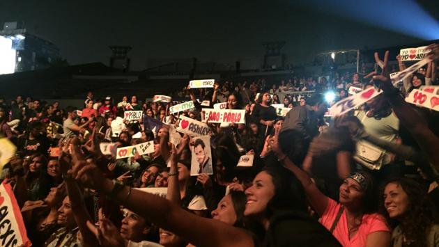 MDO hizo vibrar a sus fans con espectacular concierto
