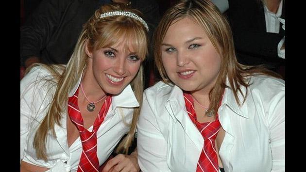 'Mía' y 'Celina' de 'RBD' se reencontraron en baby shower y así lucen