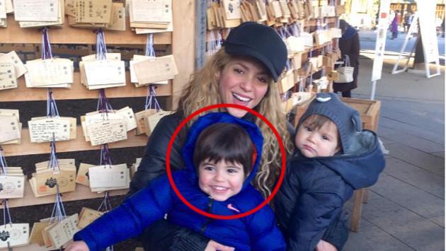 Milan, el hijo de Shakira, fue hospitalizado
