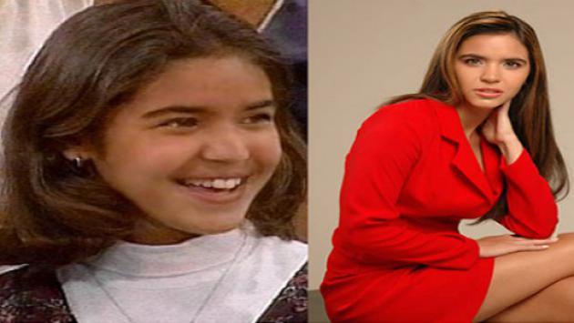 Mira cómo luce 'Alba' de la telenovela juvenil 'Entre tú y yo' después de 19 años