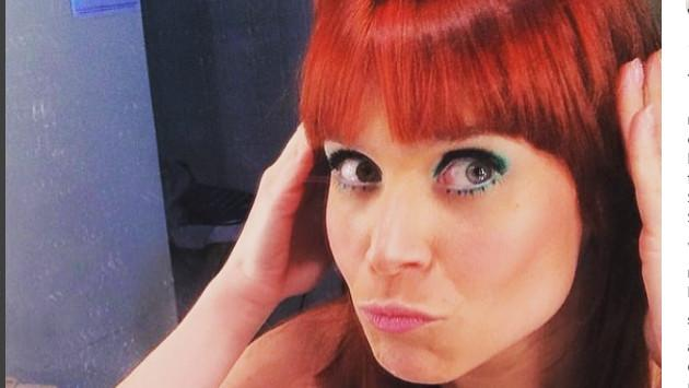 ¡Mira cómo luce la protagonista de 'La presencia de Anita' a sus 34 años de edad!