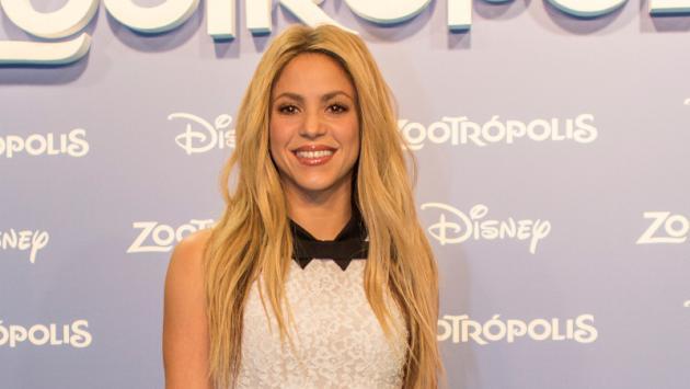 Mira cómo lucía Shakira en bikini hace 13 años