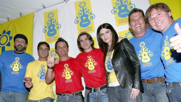 Mira cómo lucían Laura Pausini, Luis Fonsi, Alejandro Sanz y Ricardo Montaner hace 11 años