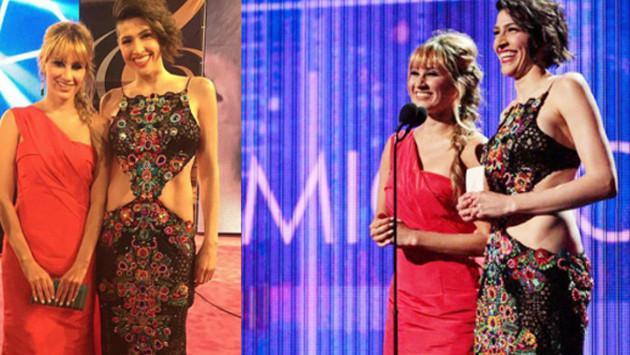 Mira cómo lucieron Thalía, Gloria Trevi y Ha*Ash en 'Premio lo Nuestro'