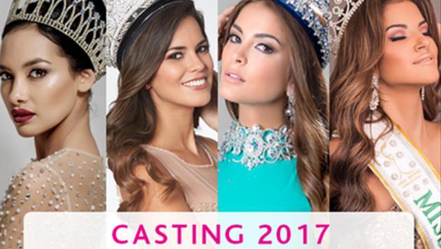 Miss Perú busca candidatas y anuncia casting en redes sociales