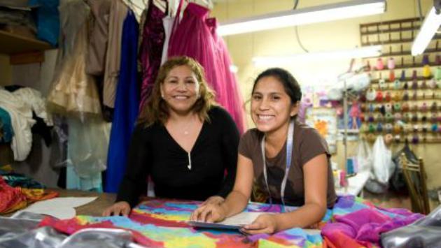 ¿Cómo son y a qué se dedican más las emprendedoras peruanas?