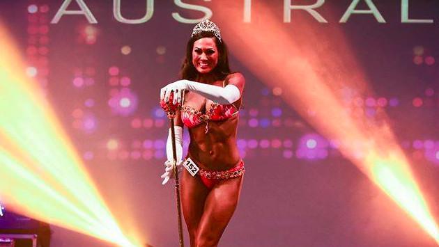 Mujer se convirtió en 'Miss Model Australia'  entrenando 16 semanas